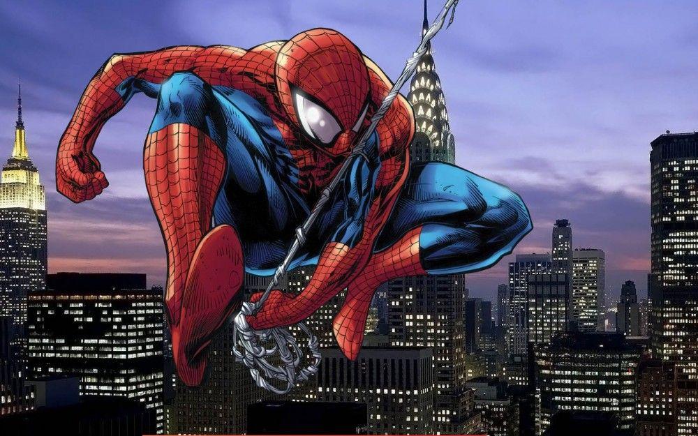 Sony prepara película animada de Spider-Man - spider man
