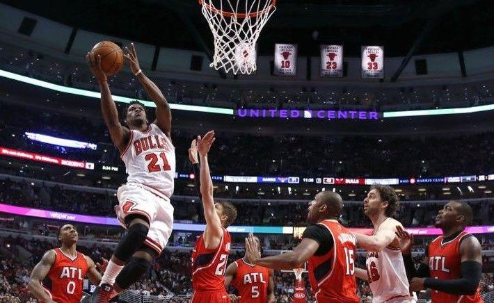 Chicago remonta 23 puntos para vencer a Atlanta - Chicago remonta 23 puntos para vencer a Atlanta