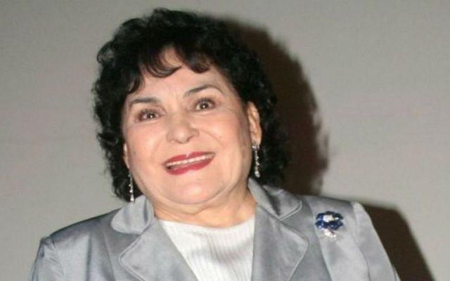Carmen Salinas tendrá estrella en Las Vegas - Carmen Salinas