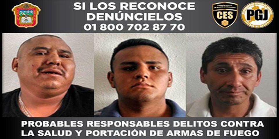 Detienen a supuesto jefe de plaza de Familia Michoacana - Detienen a supuesto jefe de plaza de Familia Michoacana