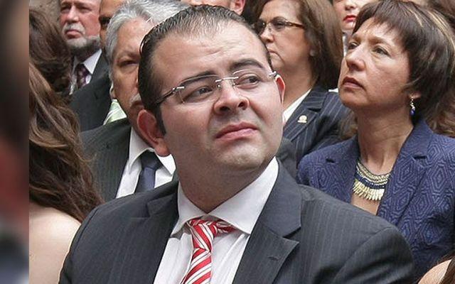 Recapturan a Rodrigo Vallejo - Rodrigo Vallejo Mora
