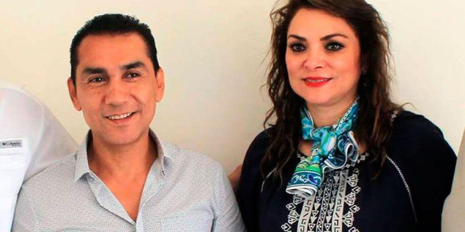 José Luis Abarca y María de los Ángeles Pineda