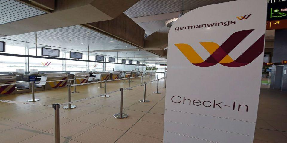 Cerrarán Germanwings tras accidente en Los Alpes - Germanwings