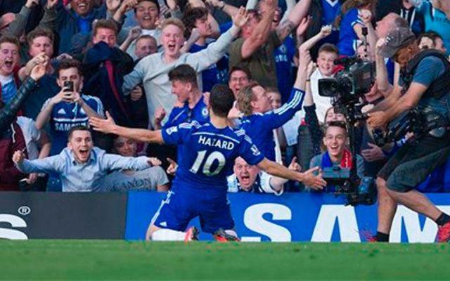 Chelsea a dos juegos de ganar la Premier - Chelsea a dos juegos de ganar la Premier