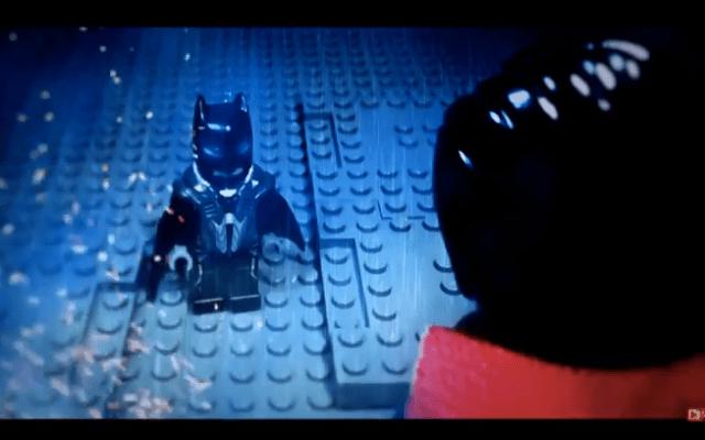 El primer tráiler de Batman v Superman en Lego - El primer tráiler de Batman v Superman en Lego