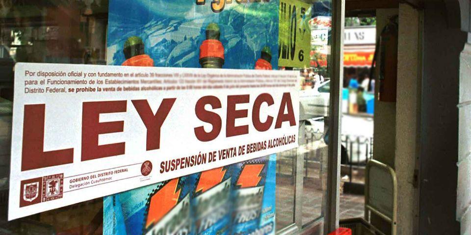 Ley seca en el D.F. es por orden del INE: Héctor Serrano - Ley Seca