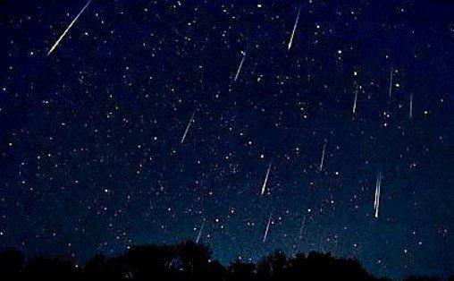 Habrá lluvia de estrellas en México - Habrá lluvia de estrellas en México