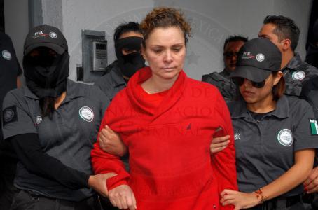 Nuevo formal prisión en contra de la esposa de Abarca - Foto de El Financiero