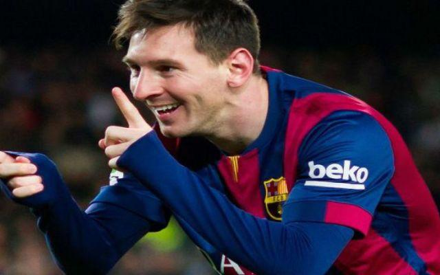 Messi sí jugará ante el Celta - Lionel Messi