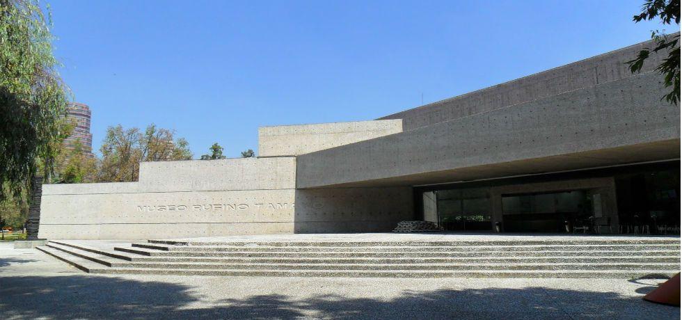 Museo Tamayo cierra sus puertas - Museo Tamayo