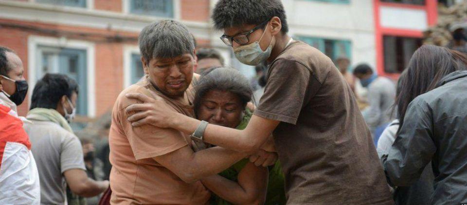 Así se vivió el terremoto en una escuela de Nepal - Sismo en Nepal