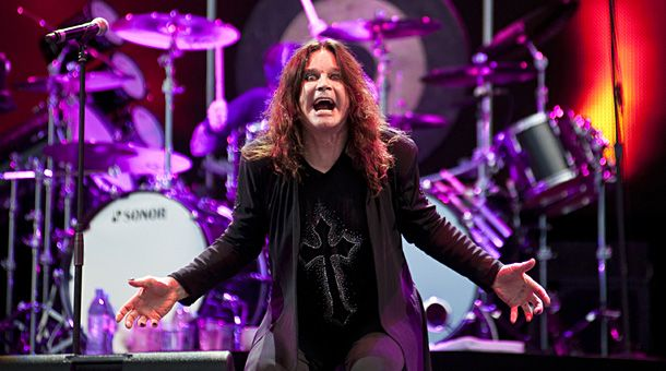Ozzy Osbourne dará concierto en México - ozzy osbourne
