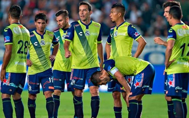 Pachuca prolonga los problemas de Puebla - Puebla sigue en problemas de descenso