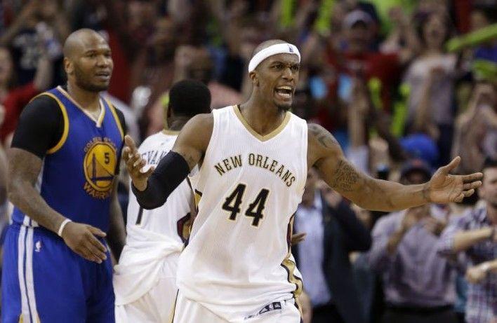 Pelicans vencen a Golden State - Pelicans vencen a Golden State
