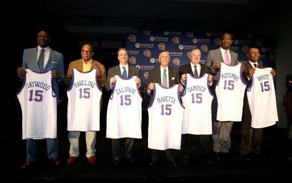 Ingresan  nuevos miembros al Salón de la Fama de la NBA - Ingresan  nuevos miembros al Salón de la Fama de la NBA