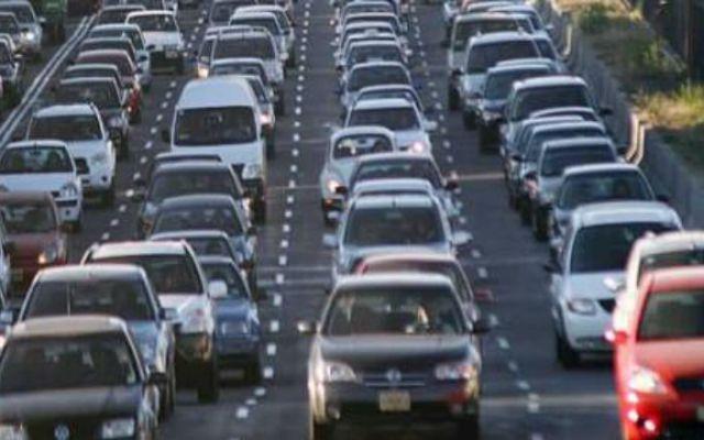 Aumentan multas de tránsito en el DF - Tráfico