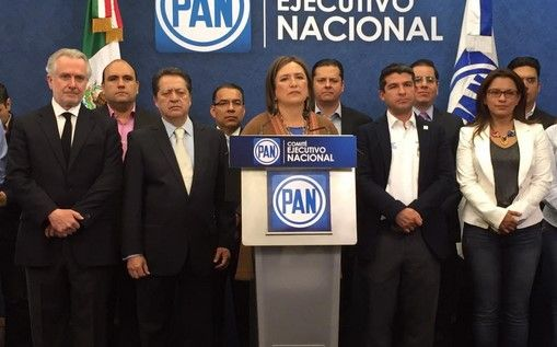 Miguel Hidalgo, es la caja chica del PRD: Gálvez - Xóchitl Gálvez