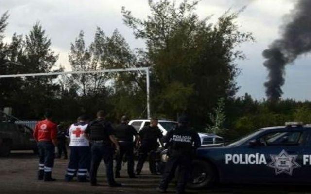 No vimos disparos en la cabeza en Tanhuato: ombudsman estatal - Foto de Reforma