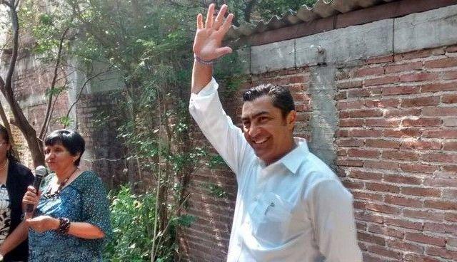 Jorge Camacho anuncia su salida del PAN - Foto de @Camacho_Jorge