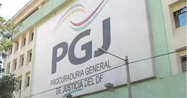La PGJDF reporta incremento de delitos de alto impacto - Procuraduría capitalina. Foto de Archivo.