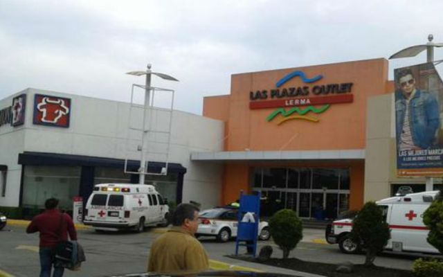 Ajuste de cuentas, móvil de tiroteo en Lerma - Foto de @Daniel_gboy