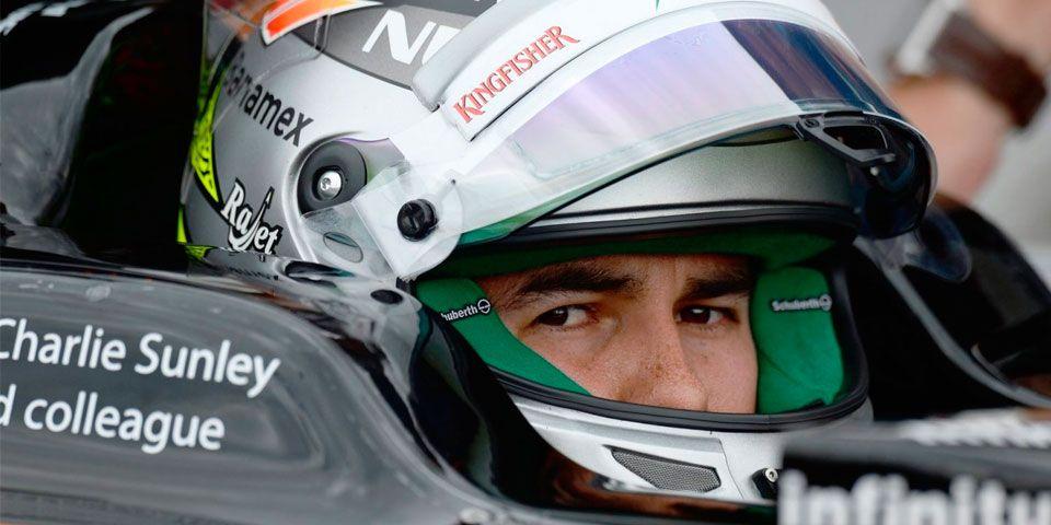 """""""Checo"""" saldrá séptimo en Gran Premio de Mónaco - Foto de Sutton Motorsport Images"""