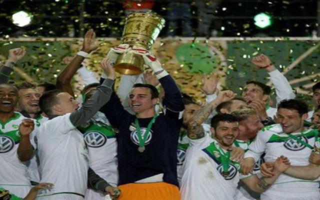 Wolfsburgo campeón de la Copa de Alemania - Foto de AP