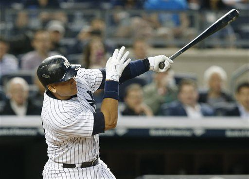 A-Rod supera marca de jonrones de Willie Mays - A-Rod supera marca de jonrones de Willie Mays