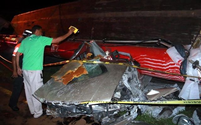 Mueren seis en accidente en Monterrey - Foto de El Norte