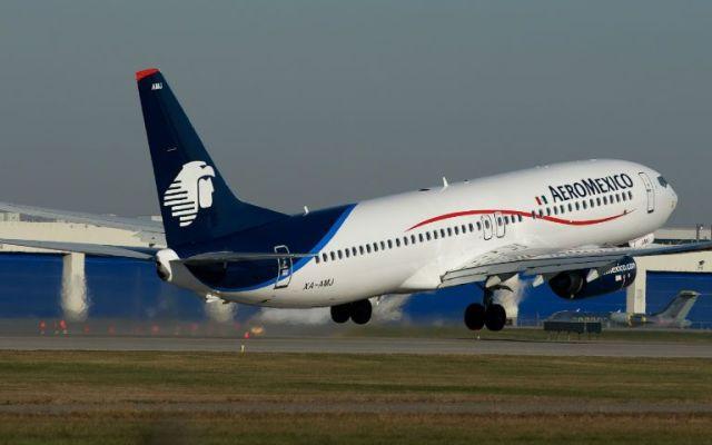 Delta intentará obtener el 49% de acciones de Aeroméxico - Foto de stmedia.