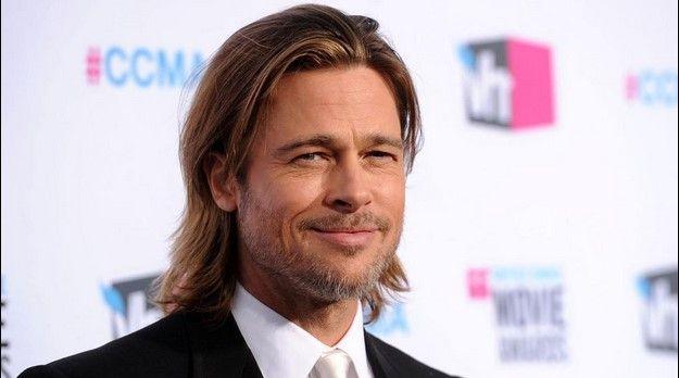 Investigan a Brad Pitt por violencia física y verbal contra sus hijos - Foto de archivo