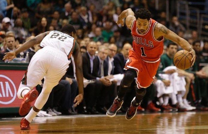 Bulls aplastan a los Bucks - Bulls aplastan a los Bucks