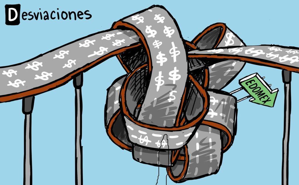 El cartón de Alarcón: Desviaciones
