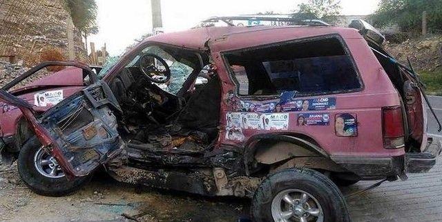 Muere candidato a regidor tras accidente vial en Querétaro - Foto de Reforma