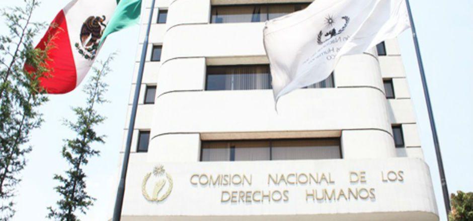 CNDH emite recomendación a CNS por omisiones en procedimiento de detención - CNDH