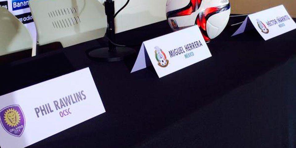 México está obligado a ganar Copa de Oro: Miguel Herrera