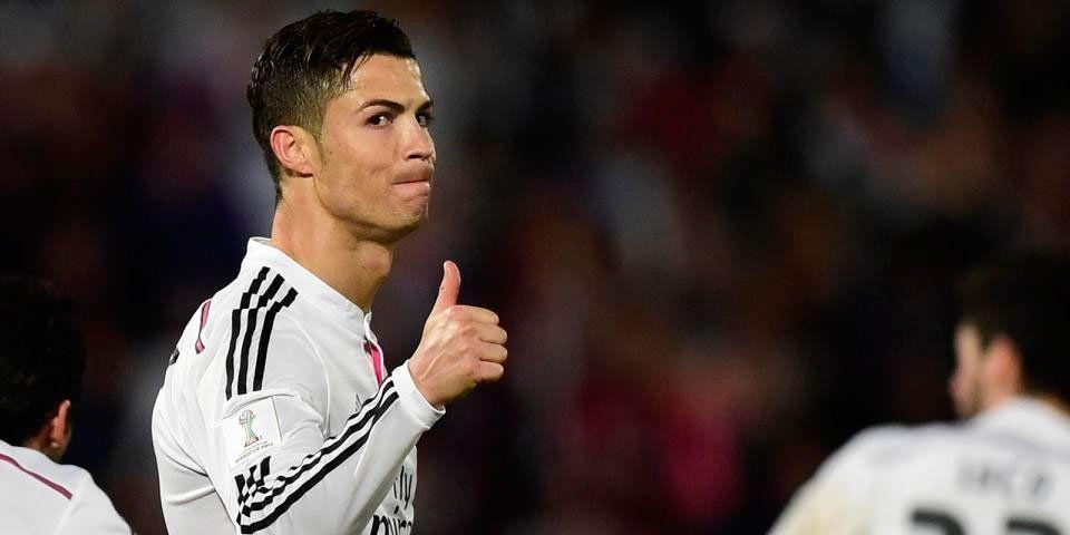 Cristiano Ronaldo donó 5 millones de libras a víctimas de Nepal - Cristiano Ronaldo