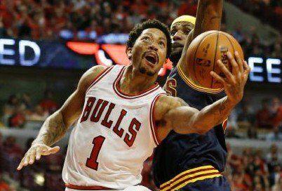 Bulls toman ventaja sobre Cavaliers