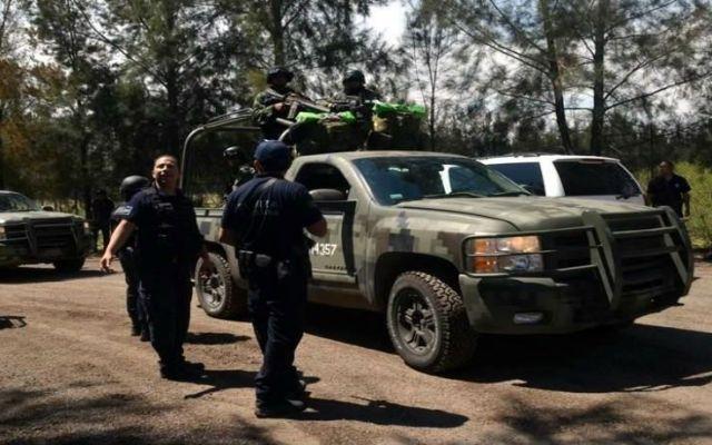 Cuerpos de Tanhuato no tienen tiro de gracia: Enrique Galindo - Foto de Agencia Red 113