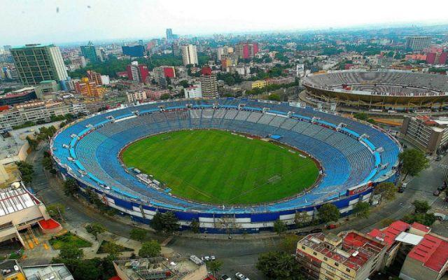 Hasta Google Maps se burla del Cruz Azul - Giovani podría comprar miles de entradas para el Estadio Azul. Foto de Pamboleras.