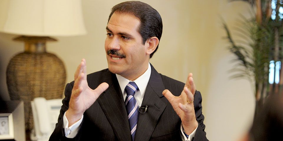 PAN citará a Guillermo Padrés para explicar caso de desfalco en Sonora - Foto de archivo