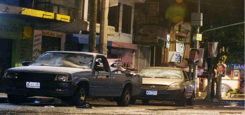 No hay detenidos por riña de Cuajimalpa - Riña cuajimalpa
