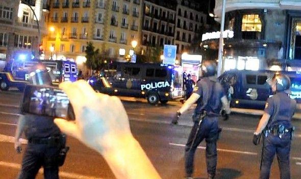 Lanzan app contra abusos policiales - Grabar policias
