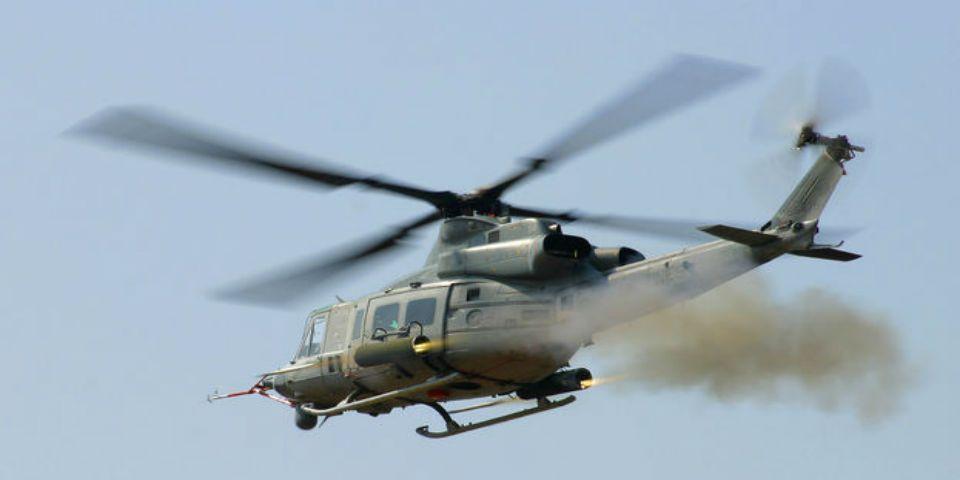 Encuentran helicóptero estadounidense en Nepal - Foto de 14ymedio.