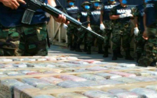Jalisco en primeros lugares de narcotráfico desde 2012 - Foto de Unión Jalisco.