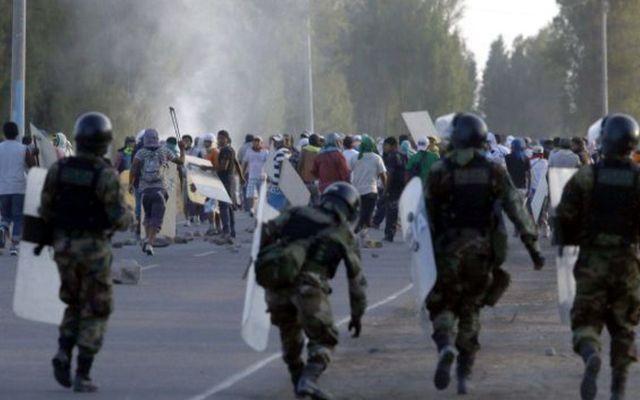 Un muerto por protestas contra Grupo México en Perú - Un muerto por protestas contra Grupo México en Perú