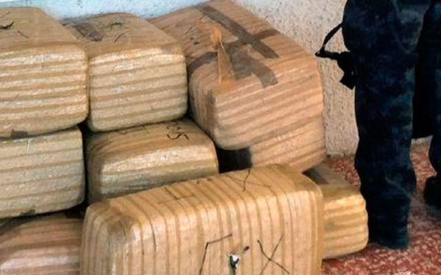 Aseguran más de una tonelada de mariguana en Sonora - Foto de PGR