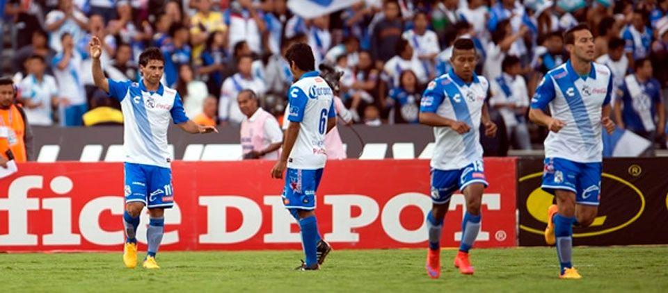 Alustiza le da vida al Puebla - Alustiza le da vida al Puebla