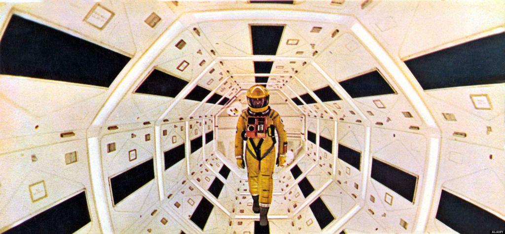 Las 10 mejores películas de la historia según los directores - 2001: Odisea del espacio. Foto de www.indiewire.com