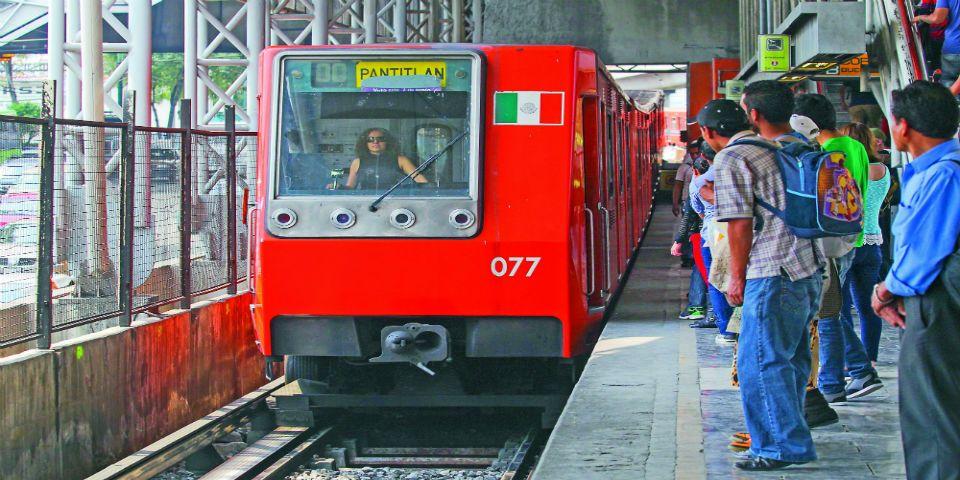 El Metro suspenderá el servicio de Línea 5 durante tormentas - Foto de entornointeligente
